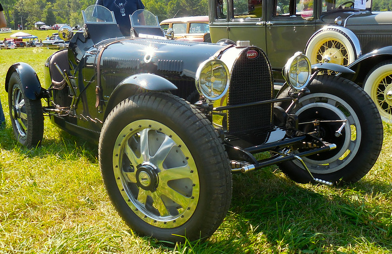 Supercharged type 35.
