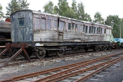 NBR DE970012/176 Boat of Garten, Strathspey Railway 25/06/11.