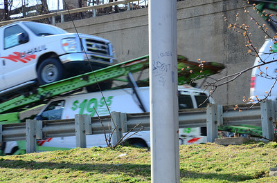UHAUL_ the movers of the hood, well at least for some people on route 21 today