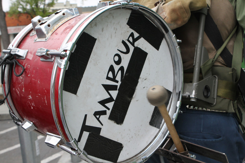 Well worn and still keeps the beat - Jambour