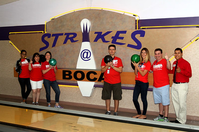 2015 Strikes for Life Bowling Event