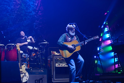 String Cheese Incident performs on the first night of its New Year's 2014 run on Dec. 29, 2014. Photos by Candace Horgan, heyreverb.com.