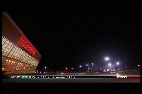 Stroh Center Rap on ESPN