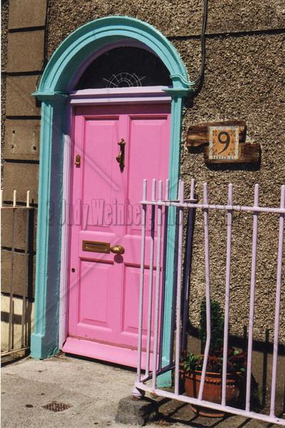 Pink Door - Clonmel, Ireland