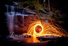 Fun With Burning Steel Wool !