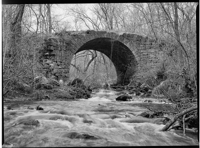 Stone Bridge Over Browns' Creek