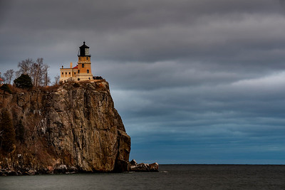 Split Rock Lighthouse - November 2018