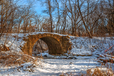 Winter at the Stone Bridge