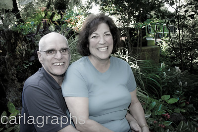 paul and linda sitting in paradise effect-