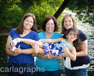 The Girls Holding Bella Cropped-