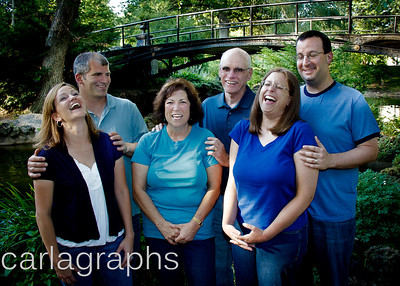 Family Together Laughing-7651