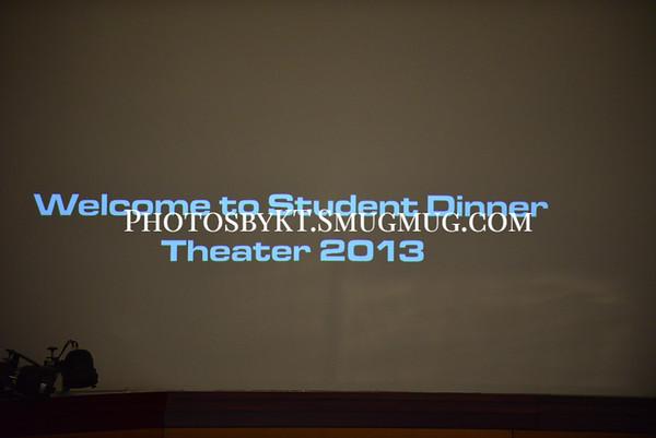 Student Dinner Theater 2013