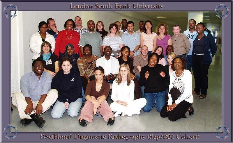 Sep 2002 Cohort