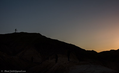 South Dead Sea w/ Studio Harel Sunset on Nahal Tamar
