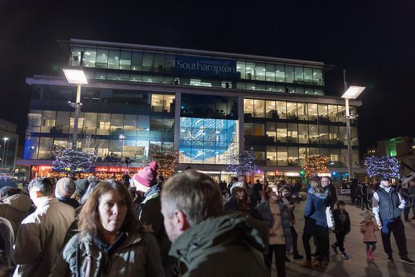 NST, Nuffield Southampton Theatres, Southampton Celebrates, Studio 144 @ GuildHall Square, Southampton,England