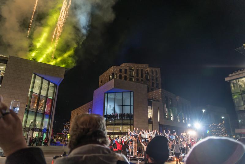 Fireworks, NST, Nuffield Southampton Theatres, Southampton Celebrates, Studio 144 @ GuildHall Square, Southampton,England