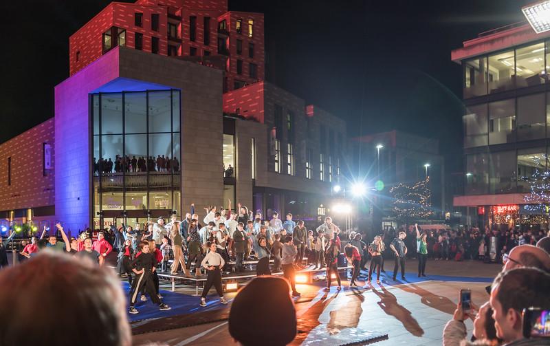 NST, NST opening show celebrating Southampton as a city, Nuffield Southampton Theatres, Southampton Celebrates, Studio 144, ZoieLogic Dance Theatre @ GuildHall Square, Southampton,England
