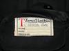tag says:<br /> James S. Lee & Co.<br /> Custom Tailor<br /> Yokosuka, Zama<br /> Tachikawa, Japan<br /> Name: T. R. Morgan<br /> Date: 11th Feb. '63<br /> Order No. 34655