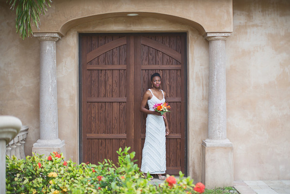 Tropical Styled Shoot