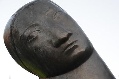Vatnsberinn (1937). Ásmundur Sveinsson.
