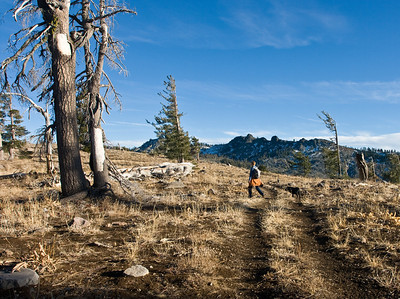 Grouse Ridge hiking