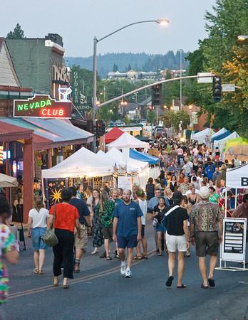Friday Night Market, Grass Valley