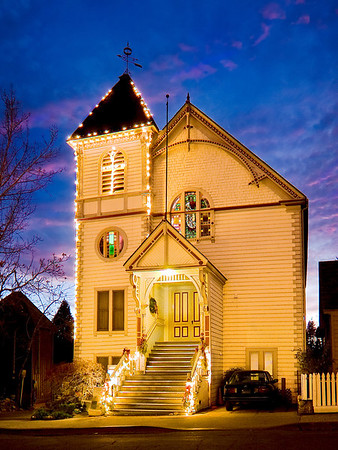 Methodist Church, Nevada City