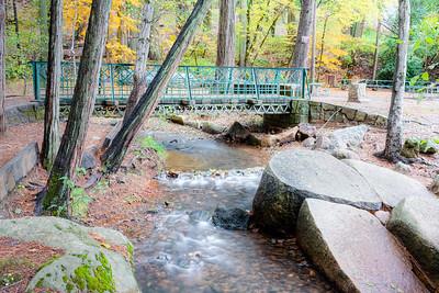 Deer Creek, Pioneer Park