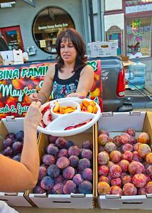 Thursday Night Market, Grass Valley