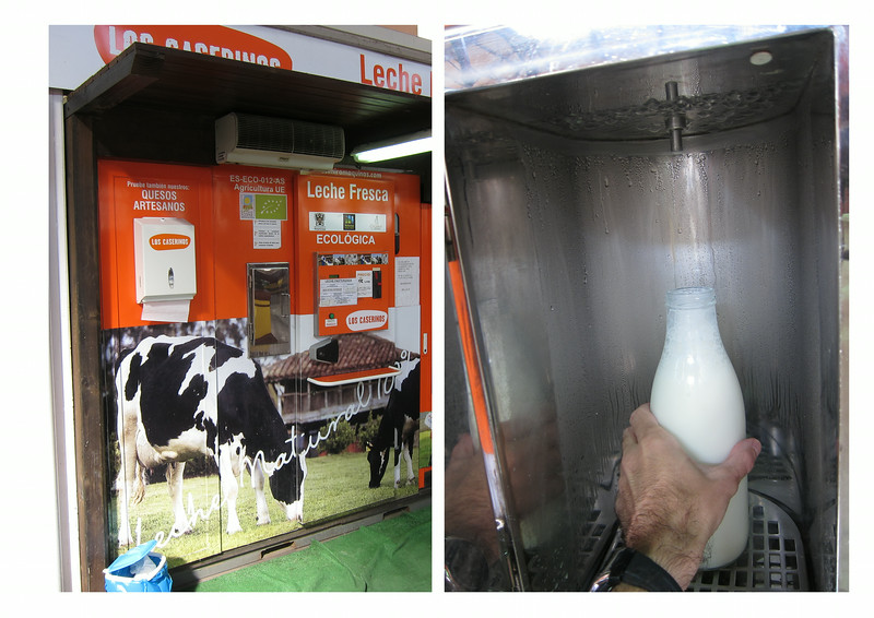 Farm milk, from a vending machine. Give me more of this kind of progress, less of 100% online wearable computers.