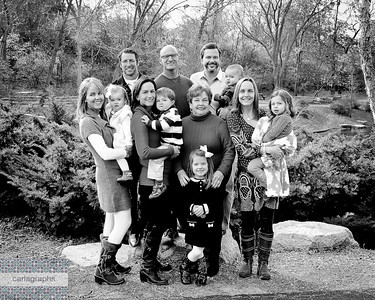 Family Horizontal tighter bw (1 of 1)