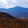 Mt Lafayette with a sprinking of SNOW!