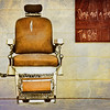Old Barber's Chair!
