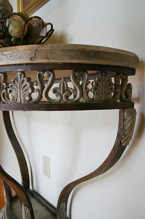Entry table detail