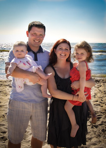 Sullivan Family Oval Beach 2011-