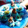 The fabulous tubing cupcakes