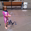 Eve at the Como Splash Zone