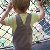 Graham looking at Flamingos at the MN Zoo