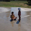 The real splash pad