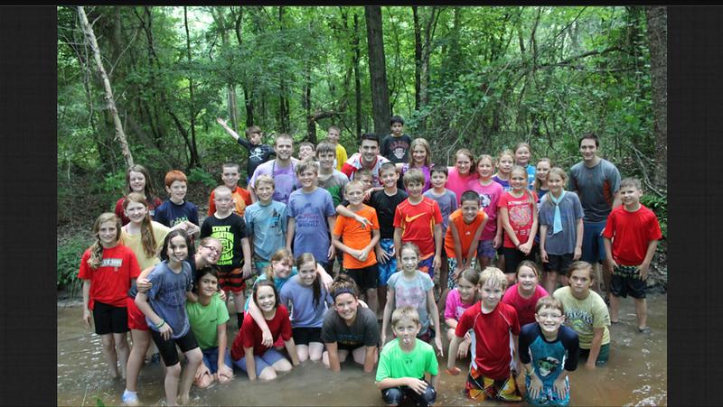 Camp Deer Run 2014 - Zane