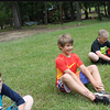 Zane - 10 years old.  Summer 2014 Camp Deer Run