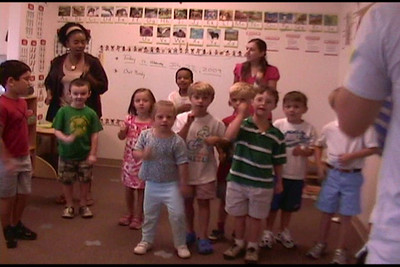2009 Camp Song Videos