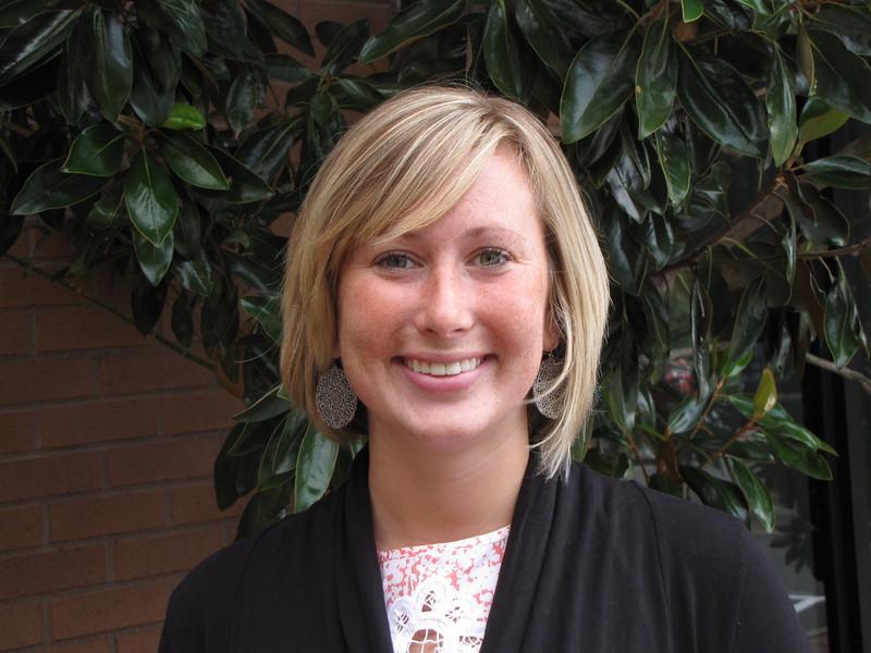2011 Speech Garden intern Tiffany Morris