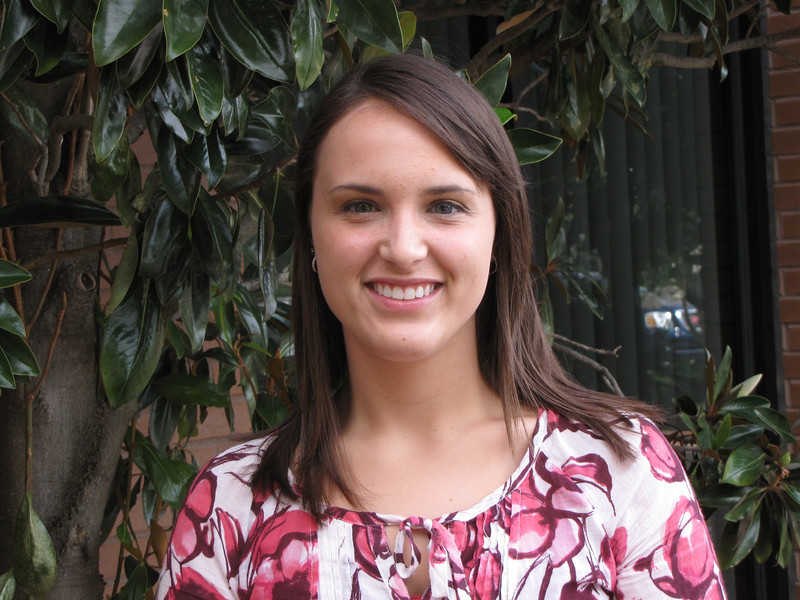Kelly Siverly<br /> Indiana State University<br /> <br /> Kelly Siverly is a rising senior at Indiana State University (ISU), where she is studying Speech and Language Pathology.  Kelly is an active member and past president of ISU's National Student Speech-Language Hearing Association.  She is also a member of national honors societies, Phi Theta Kappa and Sigma Alpha Lambda.  In the fall of 2012, Kelly plans to attend graduate school to continue studying Speech and Language Pathology.<br /> <br /> Kelly's love for working with children started years ago.  In her teenage years she babysat often, served nursery duty at church, and taught classes of children attending vacation bible school at her church.  More recently, under the supervision of a professional, Kelly experienced the joy of working with a preschool aged child with an articulation disorder.  <br /> <br /> Kelly looks forward to expanding her experience working with children this summer at the Speech Garden Institute.<br /> In her free time Kelly enjoys gardening, scrapbooking, taking mini-vacations, and spending time with friends and family.