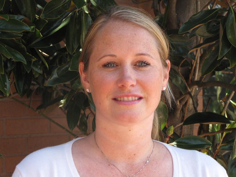 2011 Speech Garden intern Stephanie Wilde