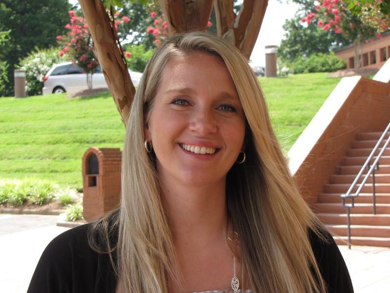 Intern Coordinator, Jennifer Thompson
