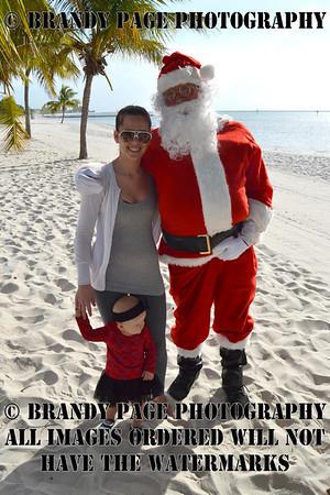 Summer Disson's Santa Photos