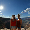 Flora and I, Grand Canyon