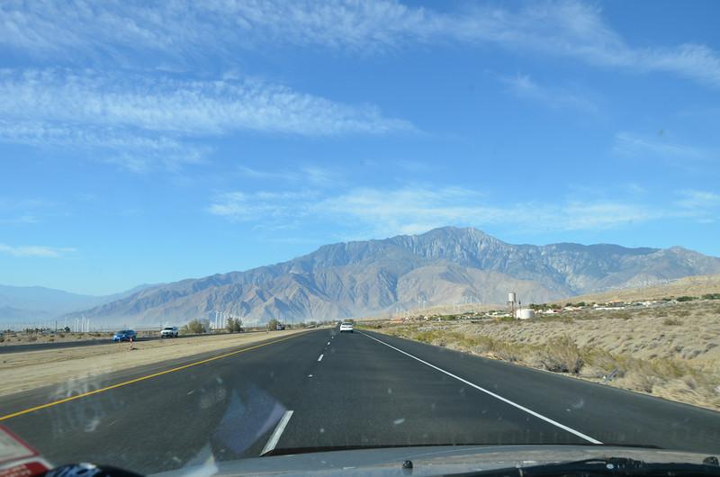 Enroute to San Diego