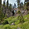 Natural Bridge, Yellowstone